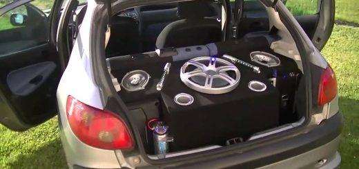 enceintes pour autoradio